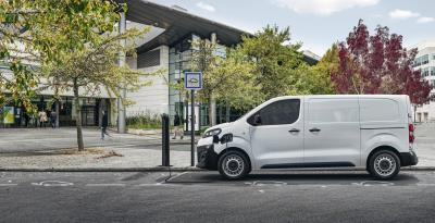 New All-Ëlectric Citroën Ë-Dispatch Van Available To Order Now In The UK