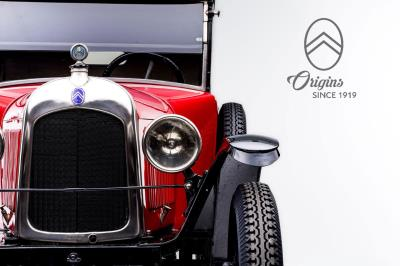 A Taste Of Citroën's Centenary In The Paris Motor Show 120Th Anniversary Parade