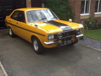 Easy Tiger! Bidders Will Pounce On Rare Hillman Avenger