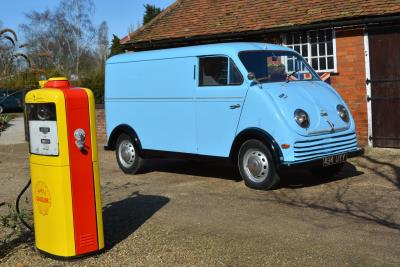 Not So Speedy Delivery: DKW Auto Union Schnellaster F89 For Sale
