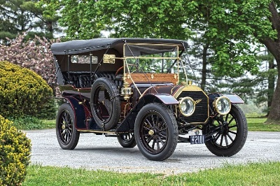 Brass and Classic Era Automobiles Set to Shine at RM's Annual Hershey Sale