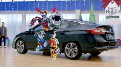 Classic Toys Return For Starring Role In New 'Happy Honda Days' Campaign