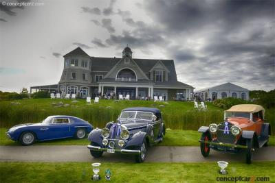 Cobble Beach Concours : Best of Show