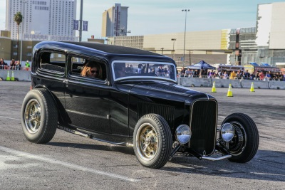 Top Three Finalists In SEMA's 'Battle Of The Builders' Roll On Coker Tires