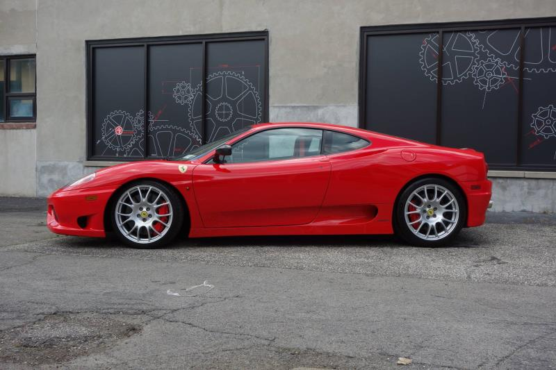 $252,500 Sale of Ferrari Marks First Completed U.S. Auction For Collecting Cars