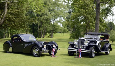 Concours d'Elegance of America at St. John's : Best of Show