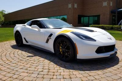 Corvette Kingdom: Six 2017, 2018 Corvettes From General Motors Collection Head to Barrett-Jackson Northeast Auction