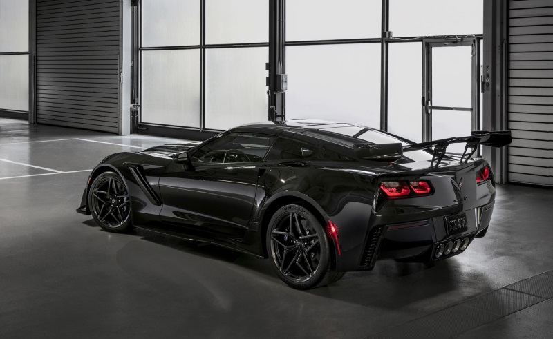 First Corvette ZR1 Will Be Auctioned At Barrett-Jackson To Benefit Stephen Siller Tunnel To Towers Foundation