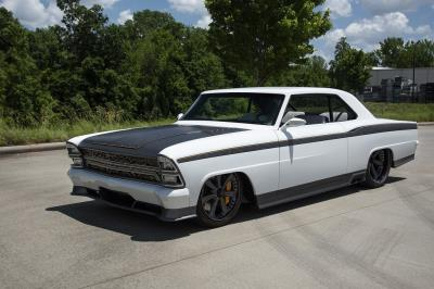 Custom And Classic ChevyPowered Collector Cars Rev Up For Barrett - Classic chevy cars