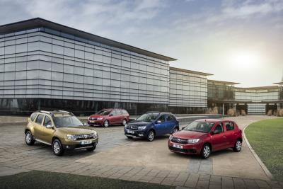 Dacia Hits 5 Million Global Sales