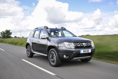 Dacia Duster Wins Best Small SUV At 2017 Green Apple Awards