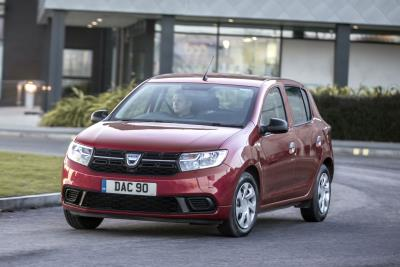Five Years On – Dacia Sandero Still The Most Affordable Car In The UK