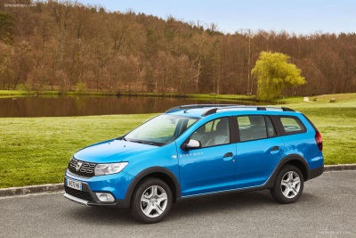 Dacia Announces New Logan MCV Stepway UK Pricing & Specification