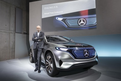 Daimler Stays In The Fast Lane: Best-Ever Figures For Unit Sales, Revenue And Earnings In 2016
