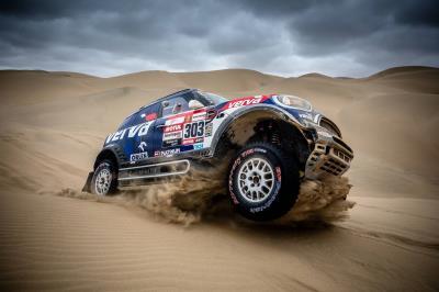 Dakar Rally 2019 – Stage 08, San Juan De Marcona - Pisco