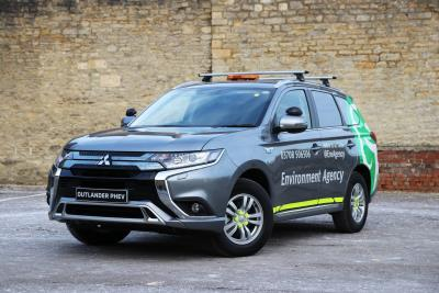 DEFRA to grow its fleet of Mitsubishi Outlander PHEV Commercial vehicles to 96