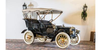 Den Hartogh Collection 100% Sold Bonhams Sells Largest Collection Of Fords In The World