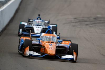 Scott Dixon, Takuma Sato Score Another Honda 1-2