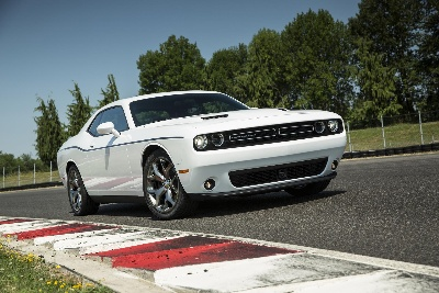 2015 DODGE CHALLENGER EARNS FIVE-STAR OVERALL SAFETY RATING FROM U.S. NATIONAL HIGHWAY TRAFFIC SAFETY ADMINISTRATION