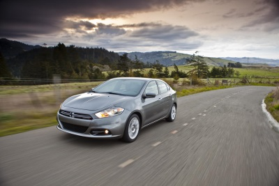 DODGE SIMPLIFIES DART LINEUP, APPEALING TO BOTH THE VALUE CONSCIOUS CONSUMER AND THE DRIVING ENTHUSIAST
