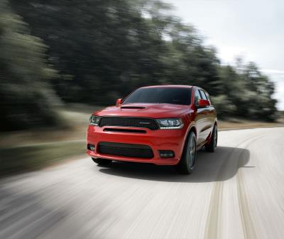 2018 Durango Named Winter SUV Of The Year At Annual New England Motor Press Association Winter Vehicle Driving Event