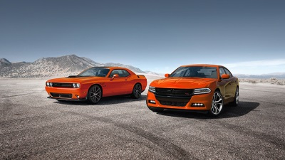 STRONG DEMAND LEADS DODGE TO EXPAND GO MANGO EXTERIOR PAINT COLOR TO ENTIRE 2016 CHARGER AND CHALLENGER LINEUPS