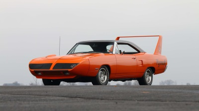 DODGE AND PLYMOUTH WINGS TAKE FLIGHT AT MECUM KISSIMMEE 2017