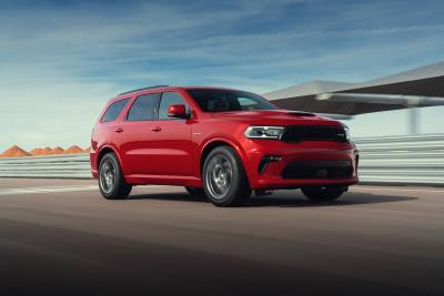 Dodge//SRT Launches Black Friday 'Dodge Power Dollars' On 2021 Durango For A Limited Time