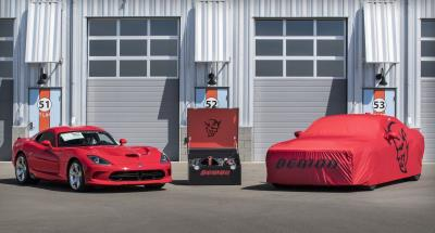 Historical Dodge//SRT And Barrett-Jackson 'The Ultimate Last Chance' Auction Scores $1 Million For The United Way