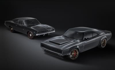 'Hellephant' In The Room: Mopar Stampedes Into SEMA With 1,000-Horsepower 426 Crate Hemi® Engine