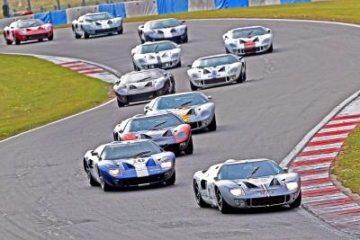 Capacity Grids and Live-Streamed Races: Donington Historic Festival races back to the track