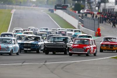 Classic Christmas Present Problem Solved! Donington Historic Festival Tickets Are Now On Sale
