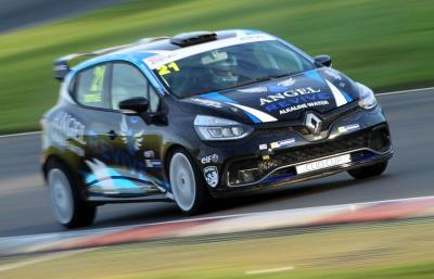 Doyle Confident Of Pushing For Renault UK Clio Cup Junior Title With Jamsport Racing