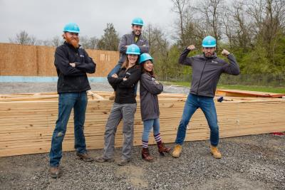 Drew And Jonathan Scott, TV's 'Property Brothers,' Join Habitat For Humanity And Nissan To Kick Off Month-Long Campaign
