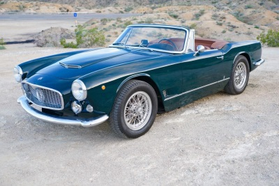 More Than 30 Vintage To Exotic Cars Ready To Roll During April's 'Parkinson's Awareness Month'