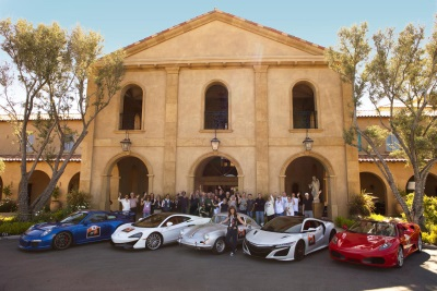 Inaugural Drive Toward A Cure Rally Raises Awareness And Funds For Parkinson'S Disease Research And Patient Care
