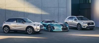 DS Automobiles Is Market Leader For Premium Electric Cars