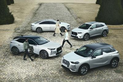 DS Automobiles reveals eco conscious fashion collection that absorbs CO2