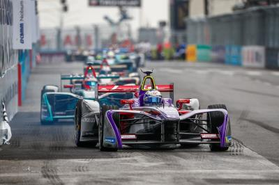 DS Virgin Racing Aiming To Extend Winning Streak In Paris