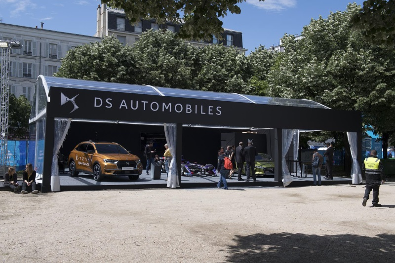 DS Automobiles: Electric Technology From Racetrack To Road