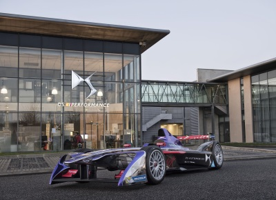 DS Automobiles Named As An Approved FIA Formula E Manufacturer