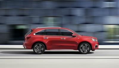 Electrified 2018 Acura MDX Sport Hybrid Arrives In Showrooms