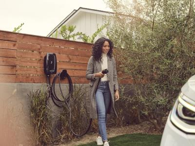 Electrify Home Announces Availability of HomeStation Electric Vehicle Charger
