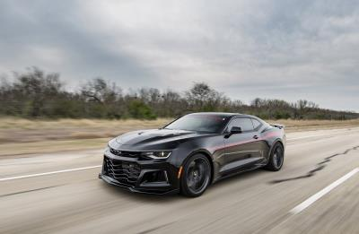 The EXORCIST ZL1 Camaro 9.57 1/4 Mile