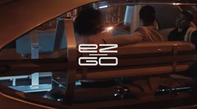 Ez-Go – Renault To Show A New Concept Focused On Shared Urban Mobility