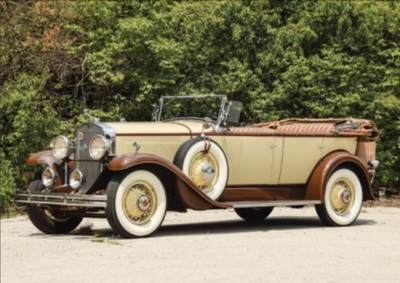 Rare and Unique Rides Anchor Carlisle Auctions' Fall Carlisle Offering