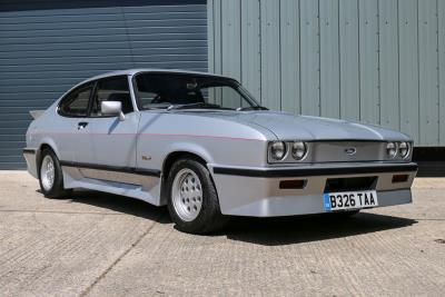 Fast Fords Are Out In Force At CCA's September Sale