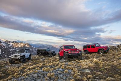FCA Canada Reports Record Year-To-Date Jeep® Brand Sales