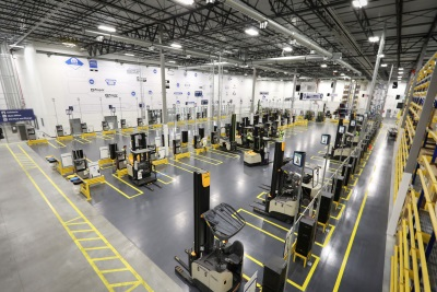 FCA US Officially Opens New Mopar Parts Distribution Center In Metro Detroit