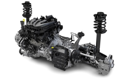 Production of the FCA US Pentastar V-6 Engine Family Surpasses 5 Million
